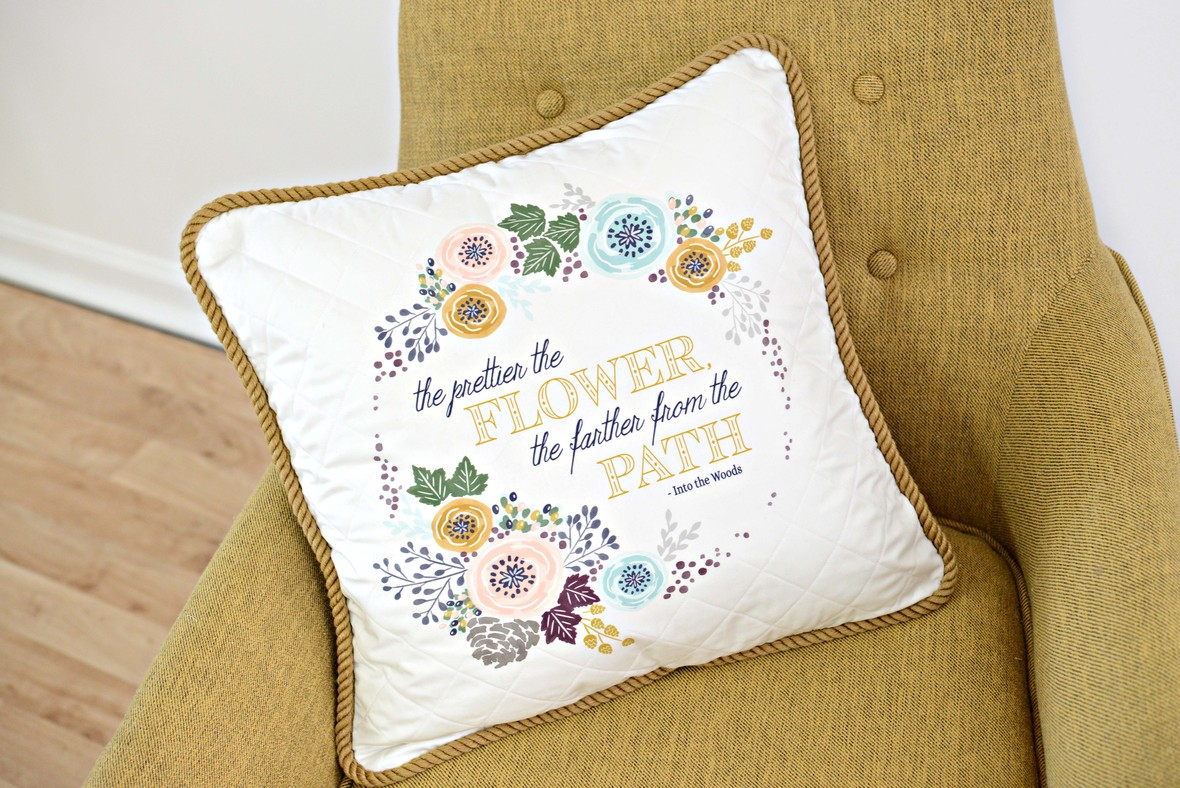 Black Forest Pillow