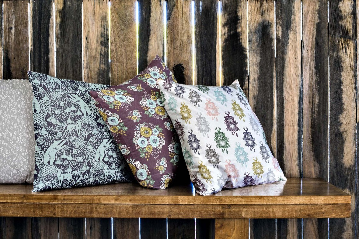 Black Forest Pillows 2