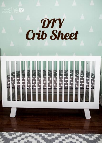 howdoesshe-free crib sheet tutorial