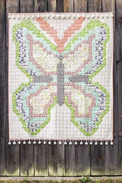 bonnie christine alation quilt kit sewing pattern
