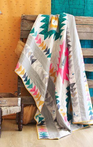 katarina roccella elemental quilt kit sewing pattern