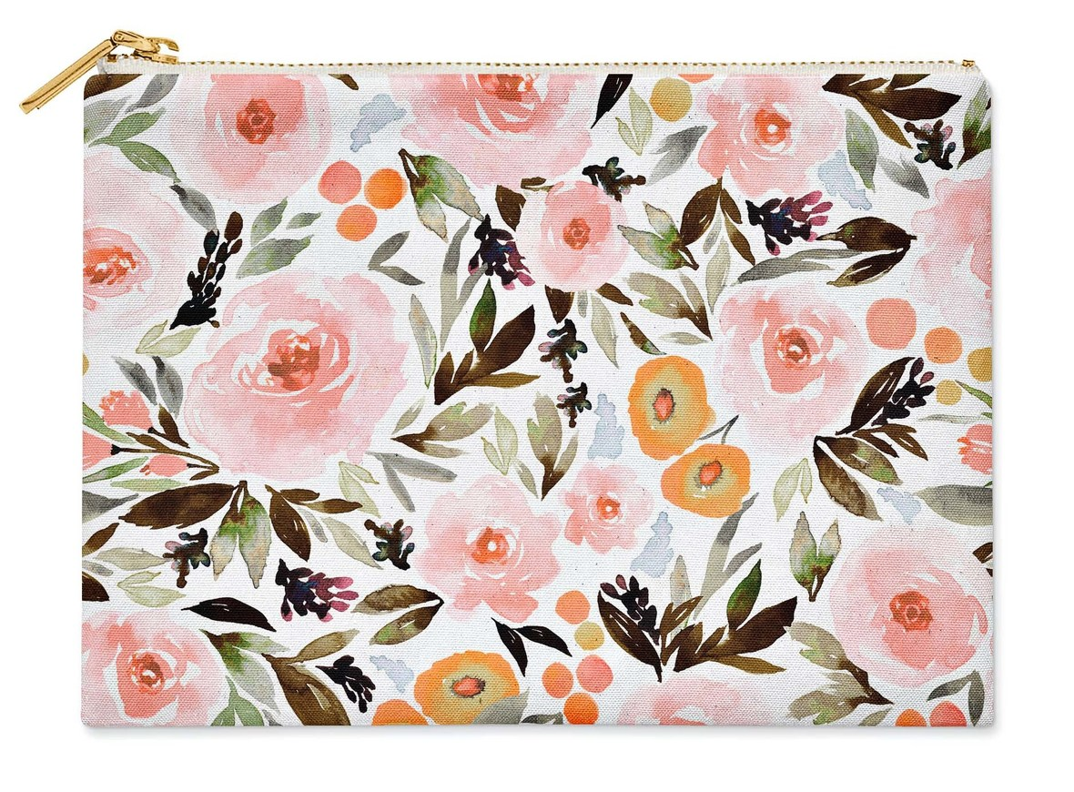 New Berry Blossom Pouch - Copy