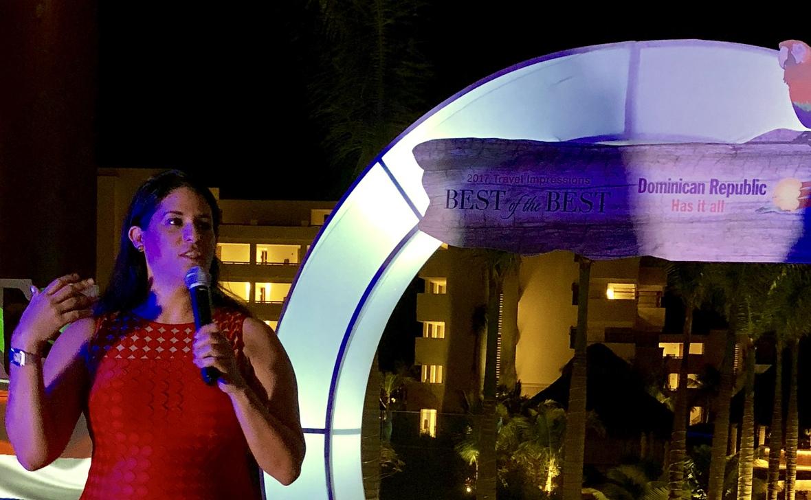"""Eligen a la Republica Dominicana por segunda ocasión como país anfitrión para celebrar la conferencia """"BEST OF THE BEST"""" del Tour Operador Travel Impressions"""