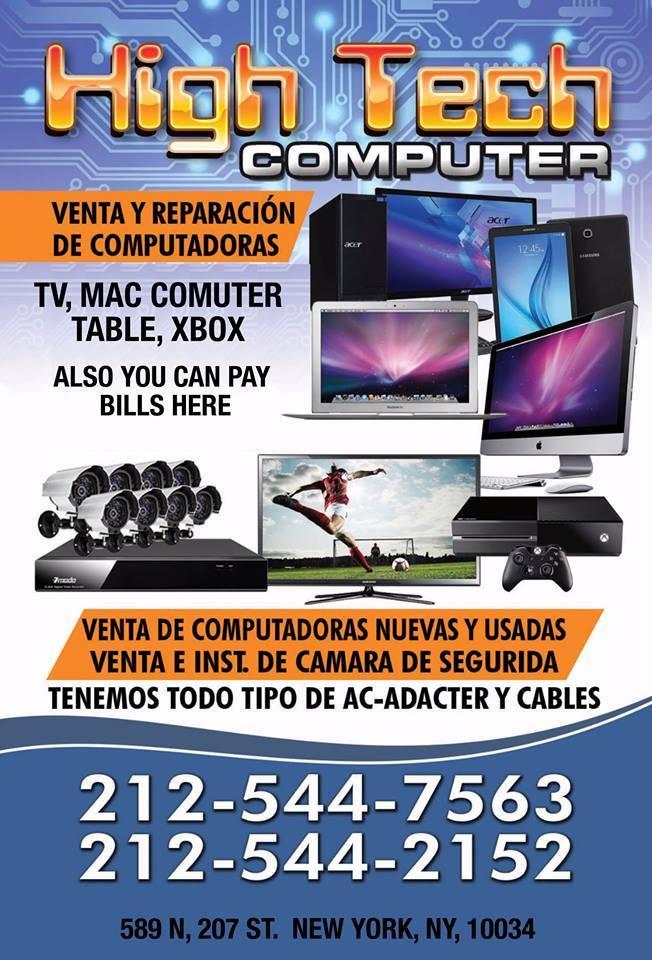 Sin computadora, Mac, Laptops, PC para ver a zabalaaldia.com & Al Dia TV Mas? Llama a Jhon al 212-544-7563 en HIGH TECH COMPUTER