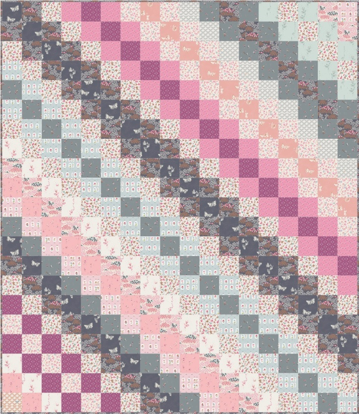 Dollhouse Free Fabric Poster