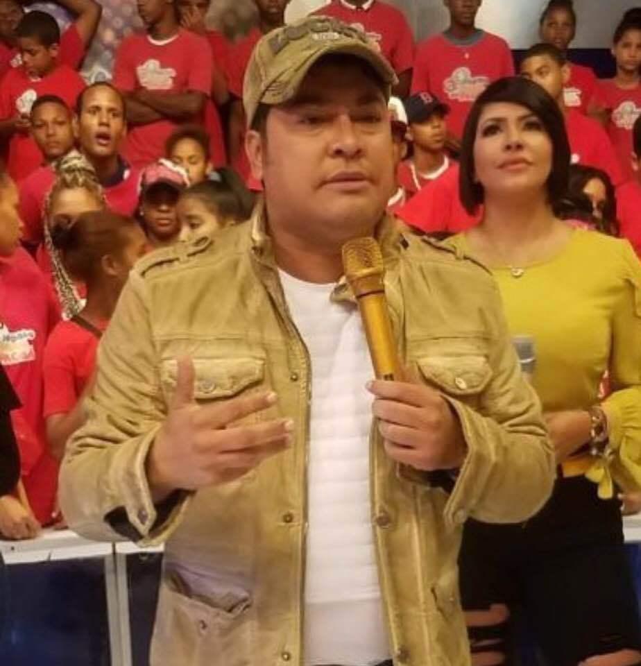 """El Pacha: """"Hasta que la justicia no demuestre lo contrario Manuel Rivas es inocente"""". """"No conozco al ex director de la OMSA, pero leí que él no mata ni una mosca""""."""
