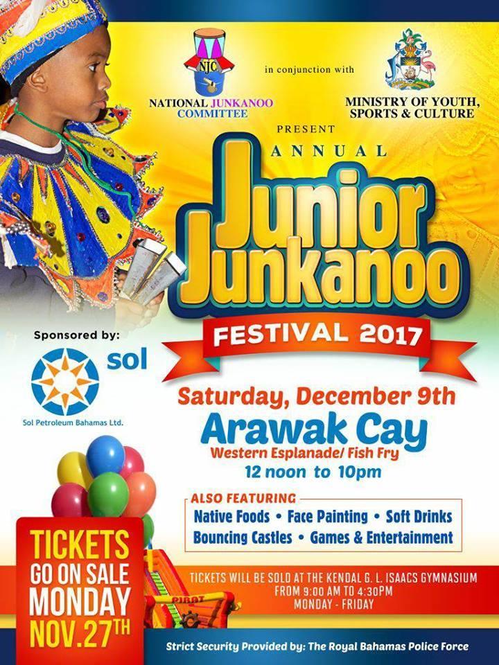 Jr Junkanoo Dec 9