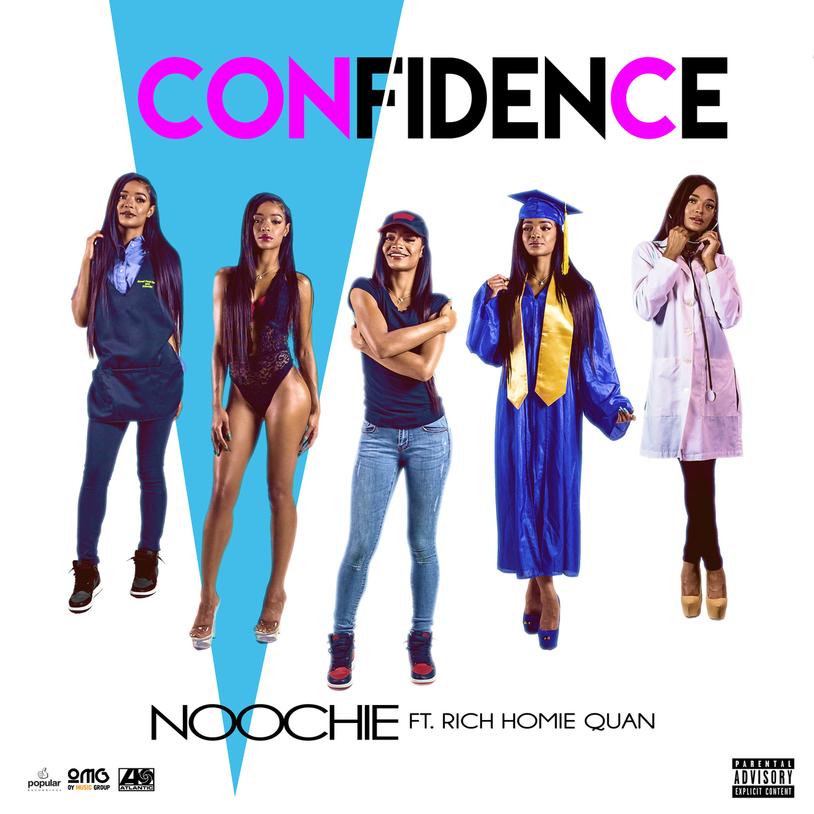 Confidence final cover Dirty