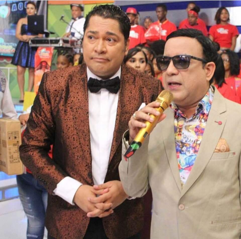 El Pacha enfrenta a Roberto Rosario y pide que lo demande por los 40 millones de dólares.