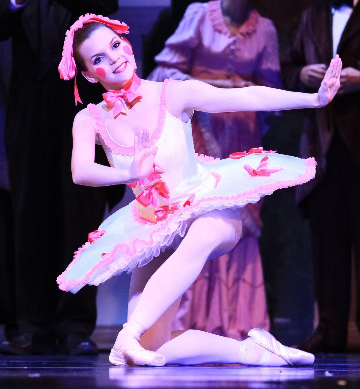 Ballerina Doll  1