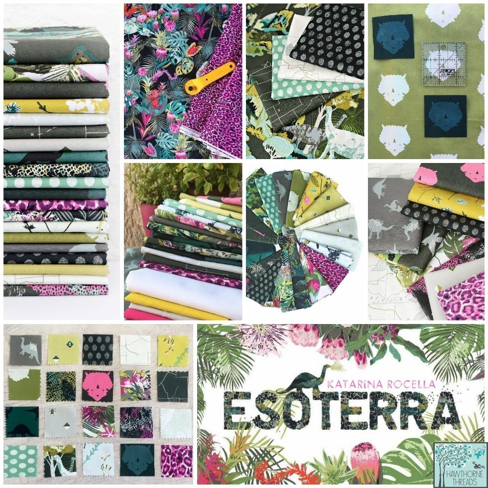 Esoterra Fabric Poster