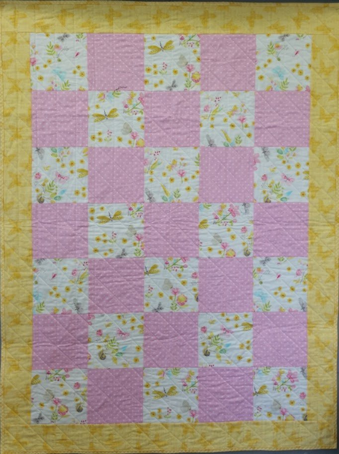 single patch quilt bq 2018