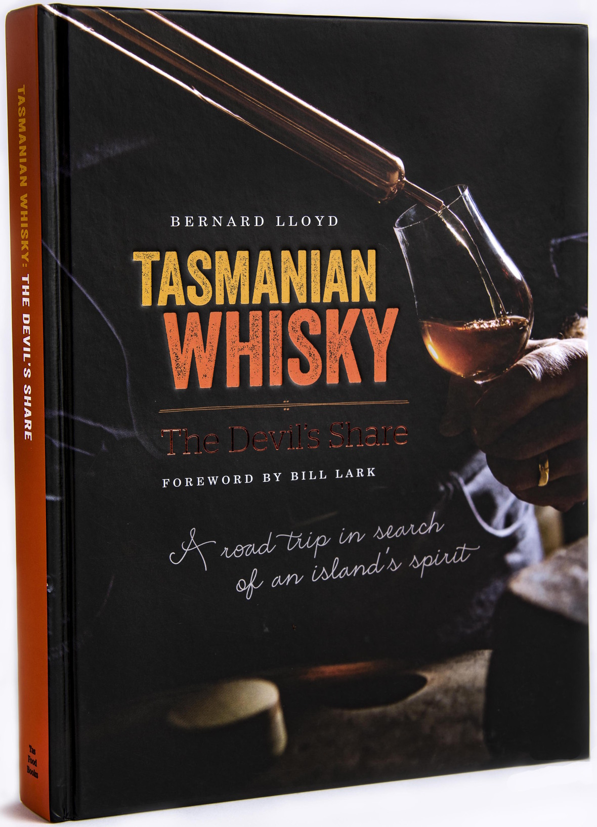Tasmanian Whisky - book cover copy
