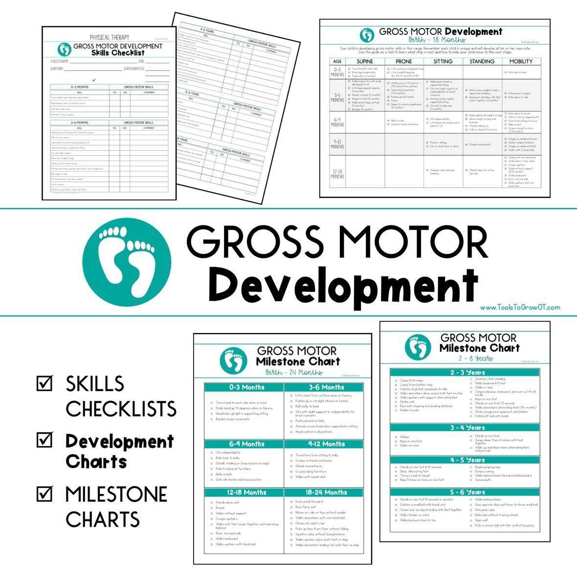 Christmas holiday fun games for Motor skills development chart