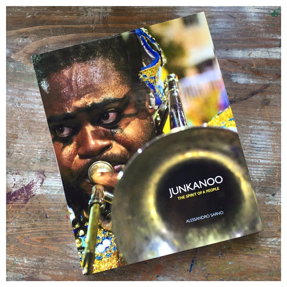 Junkanoo Book Cover