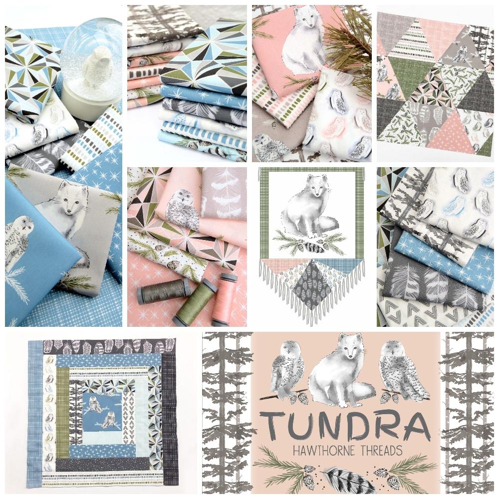 Tundra Fabric Poster 1000
