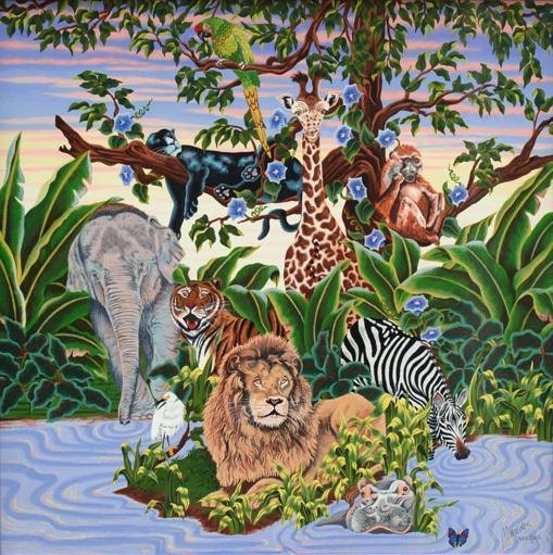 Animal Kingdom XLG