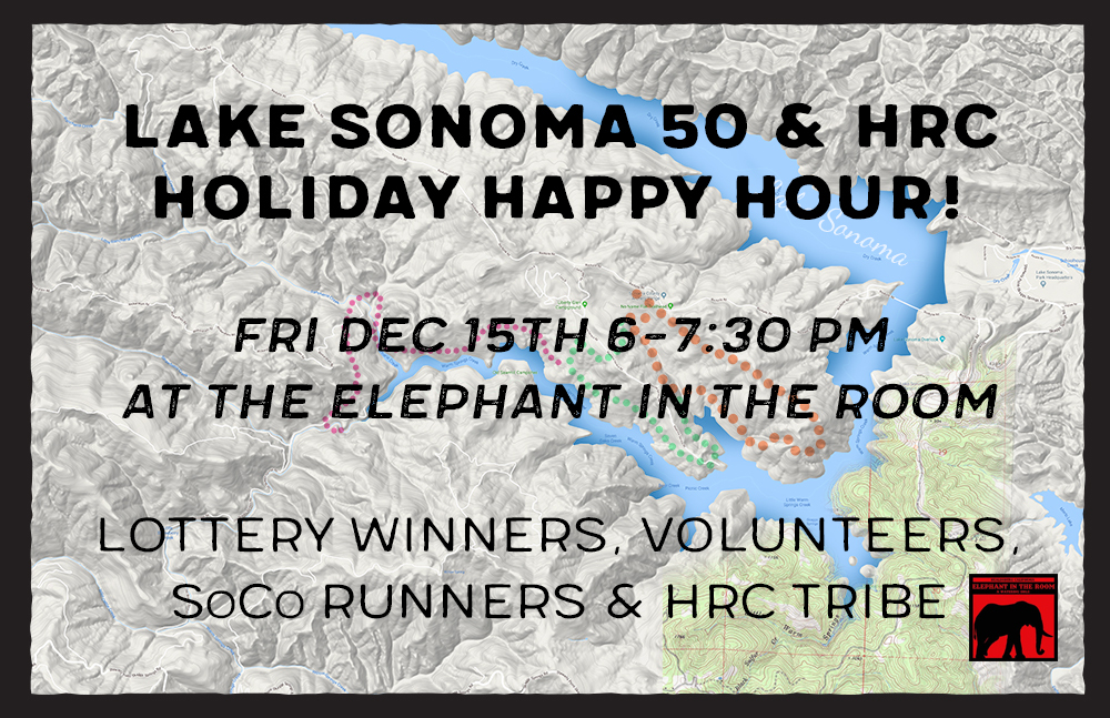 lake sonoma happy hour newsletter