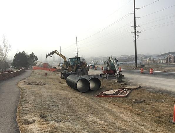 IMG 2731 - Drainage Work