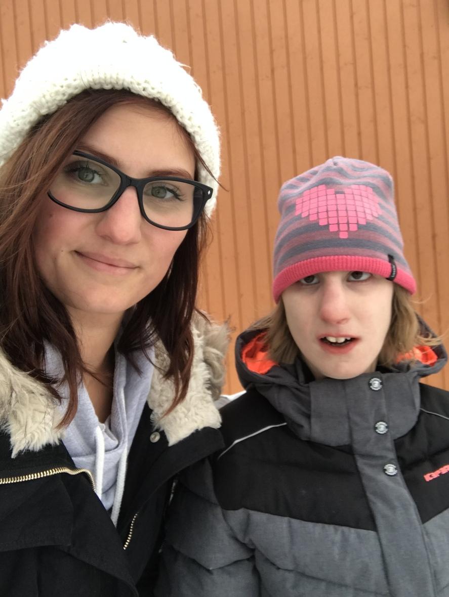 Amanda ja Sofia