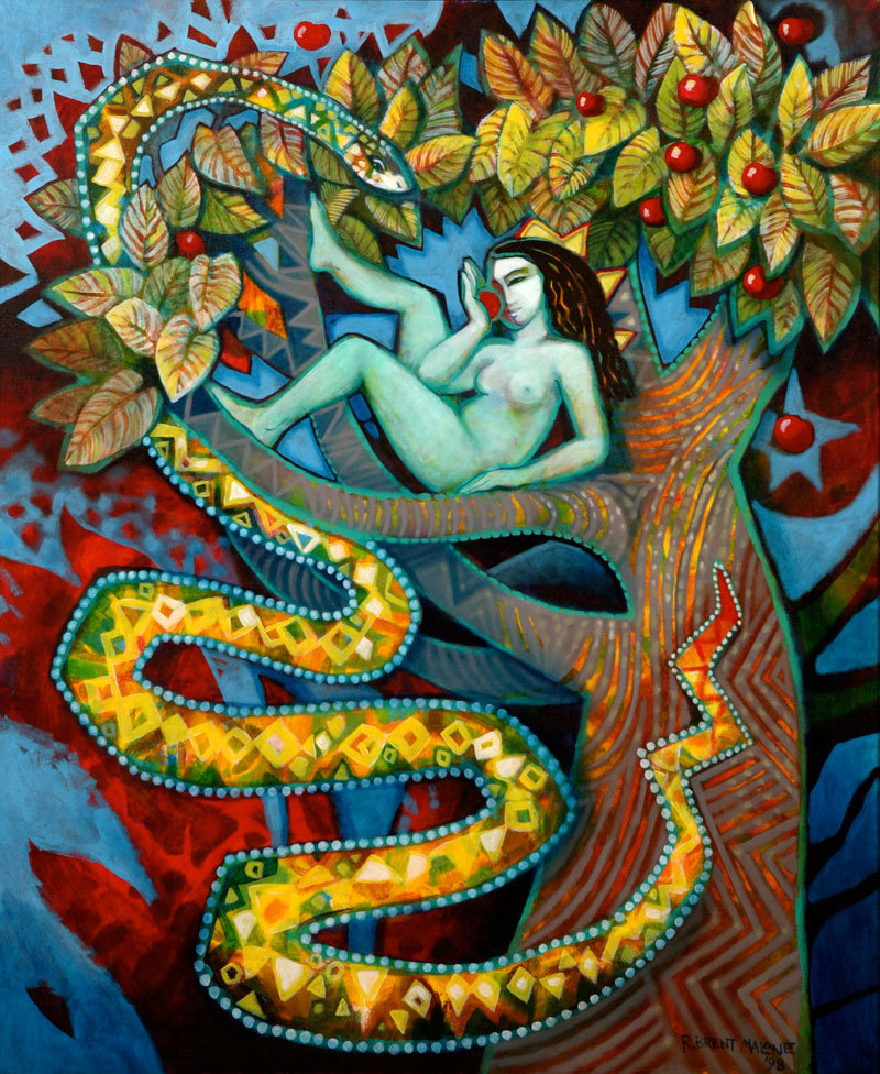 Brent-Malone-Eve-with-Serpent