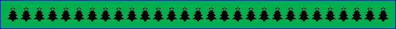 Christmas Trees divider 2015