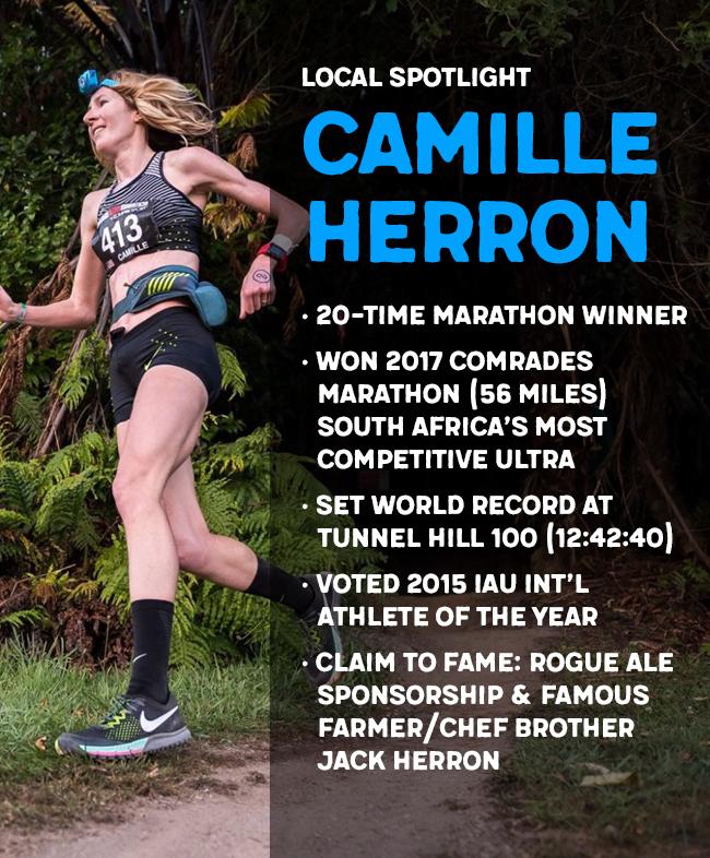 Camille Herron spotlight