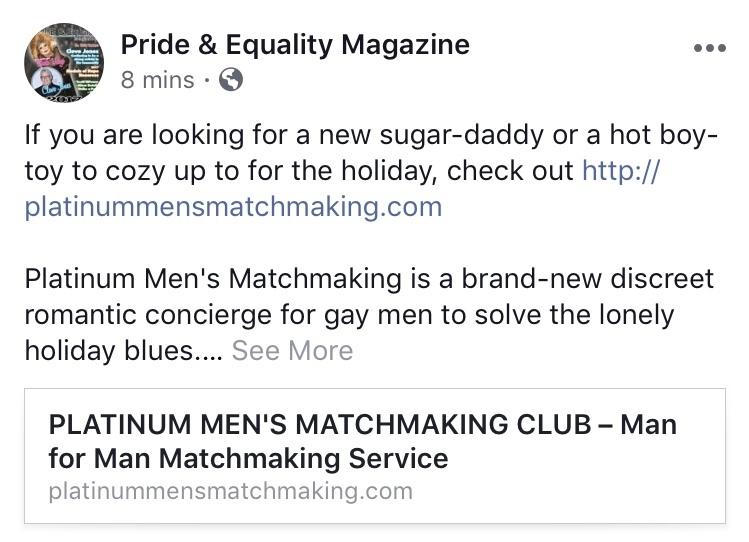 Pride and Equality Magazine 12.16.17
