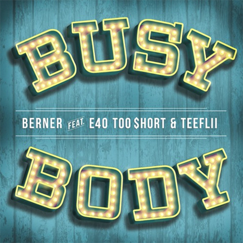 BERNER BUSY BODY FRONT