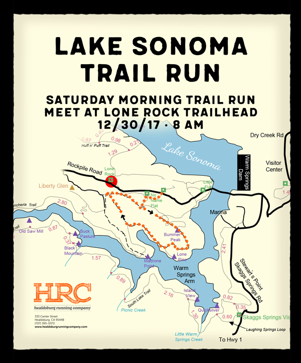 Lake sonoma lone rock newsletter