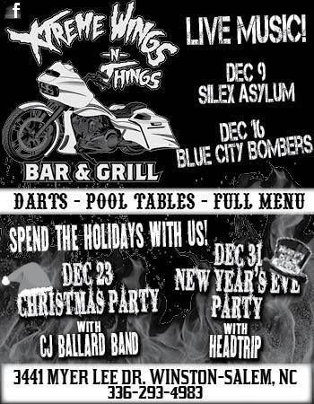 Ride Into The New Year! Cruisin' Calendar - December 29