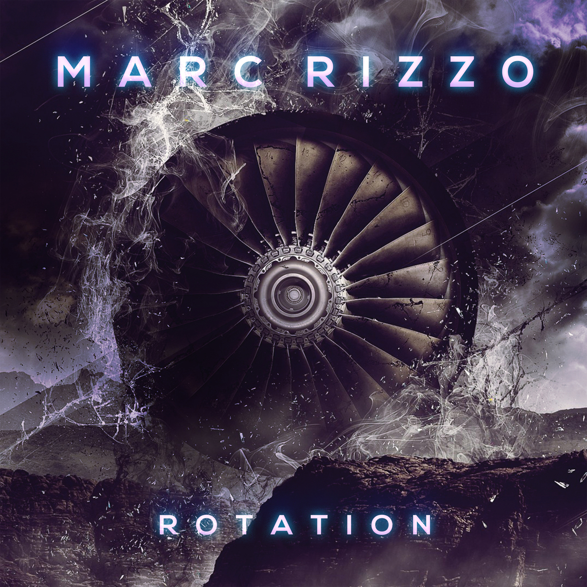 Marc Rizzo Rotation COver Preview