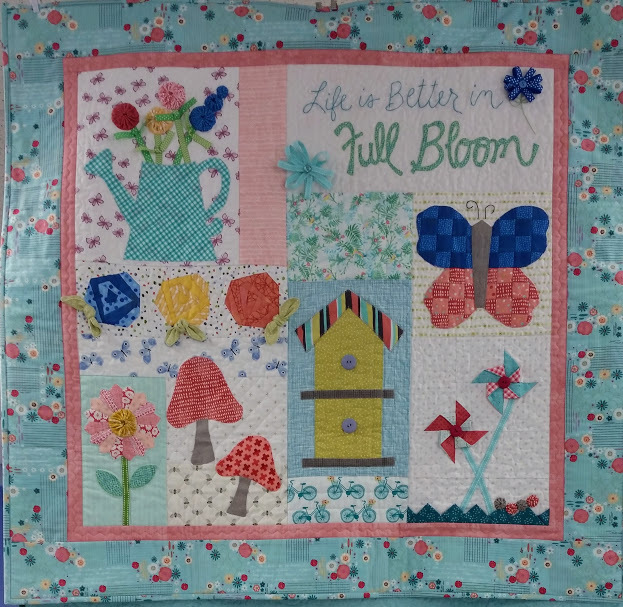 Life is Better in Full Bloom