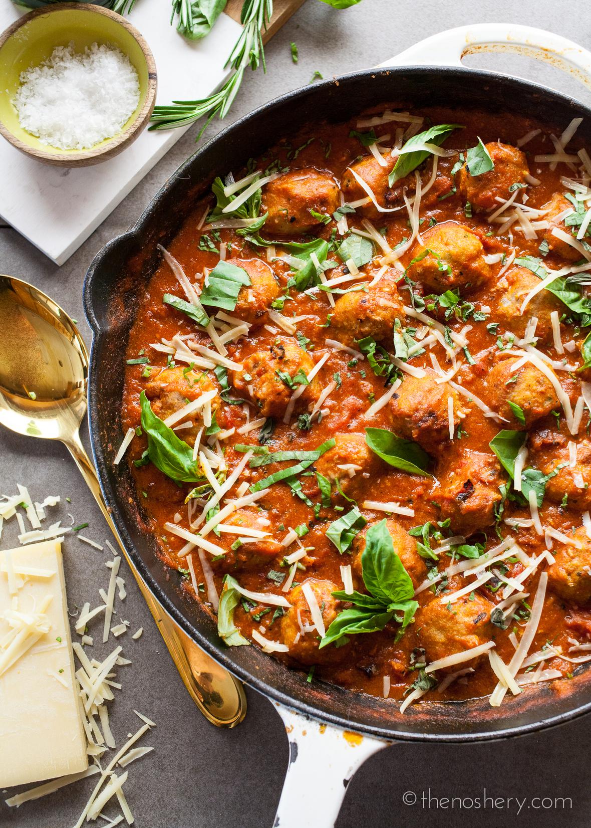 italian turkey meatballs-13
