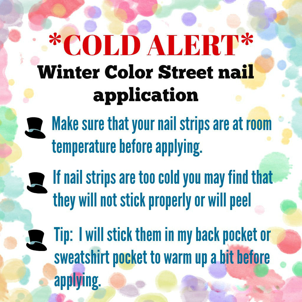 Color Street Application Tips And Tricks