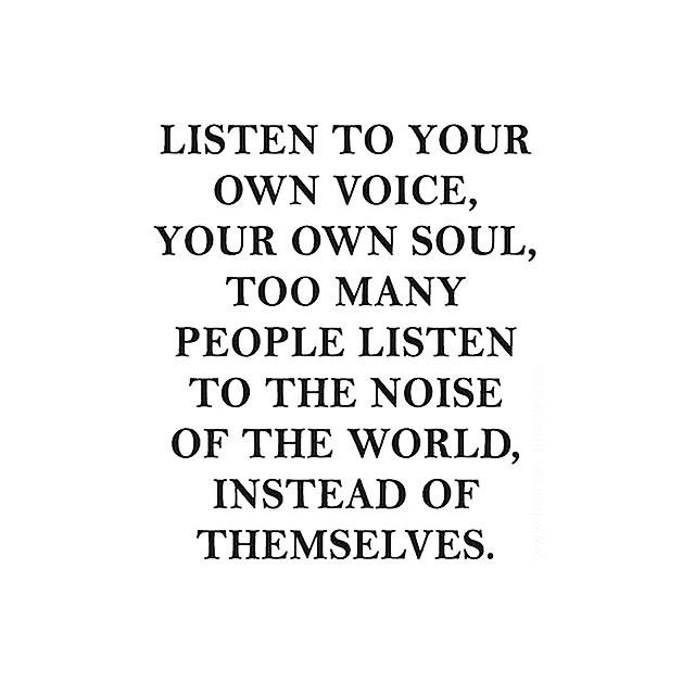 listen to soul