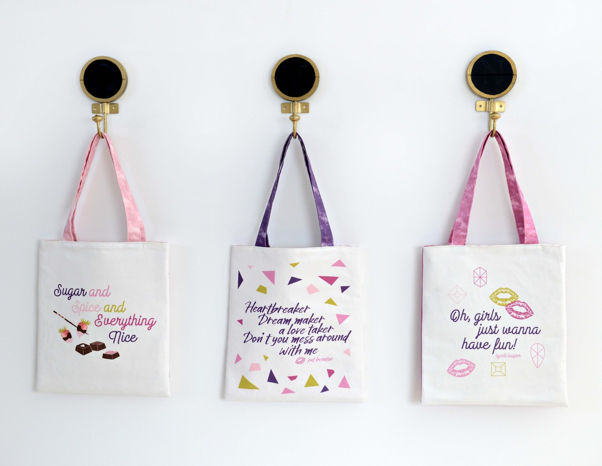 Sugar and Spice Totes