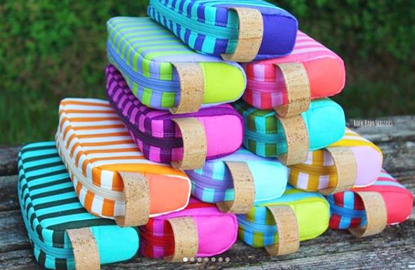 Tula pink instagram- sew sweetness minikins made by rockpaperscissors
