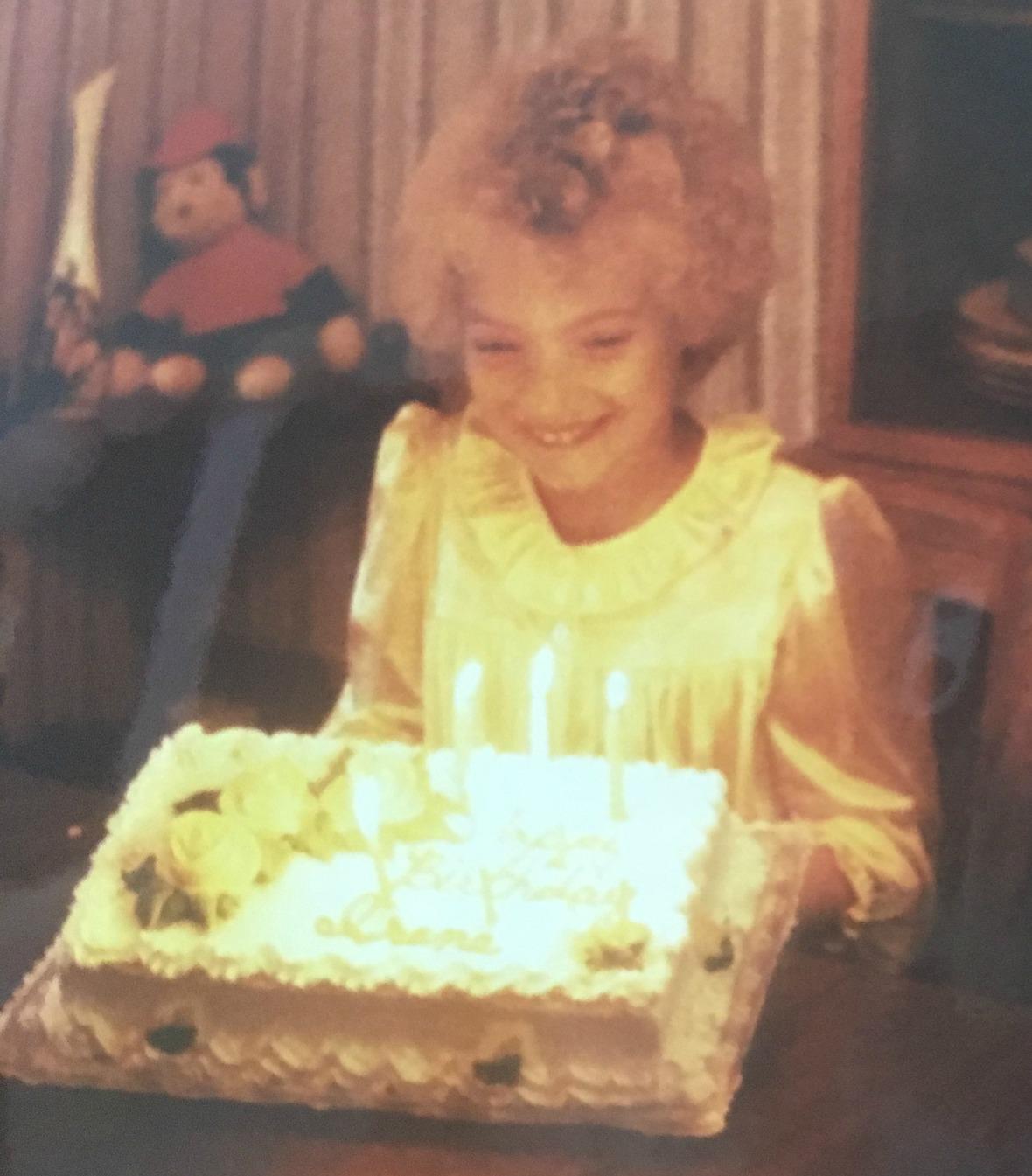 Irene birthday afro