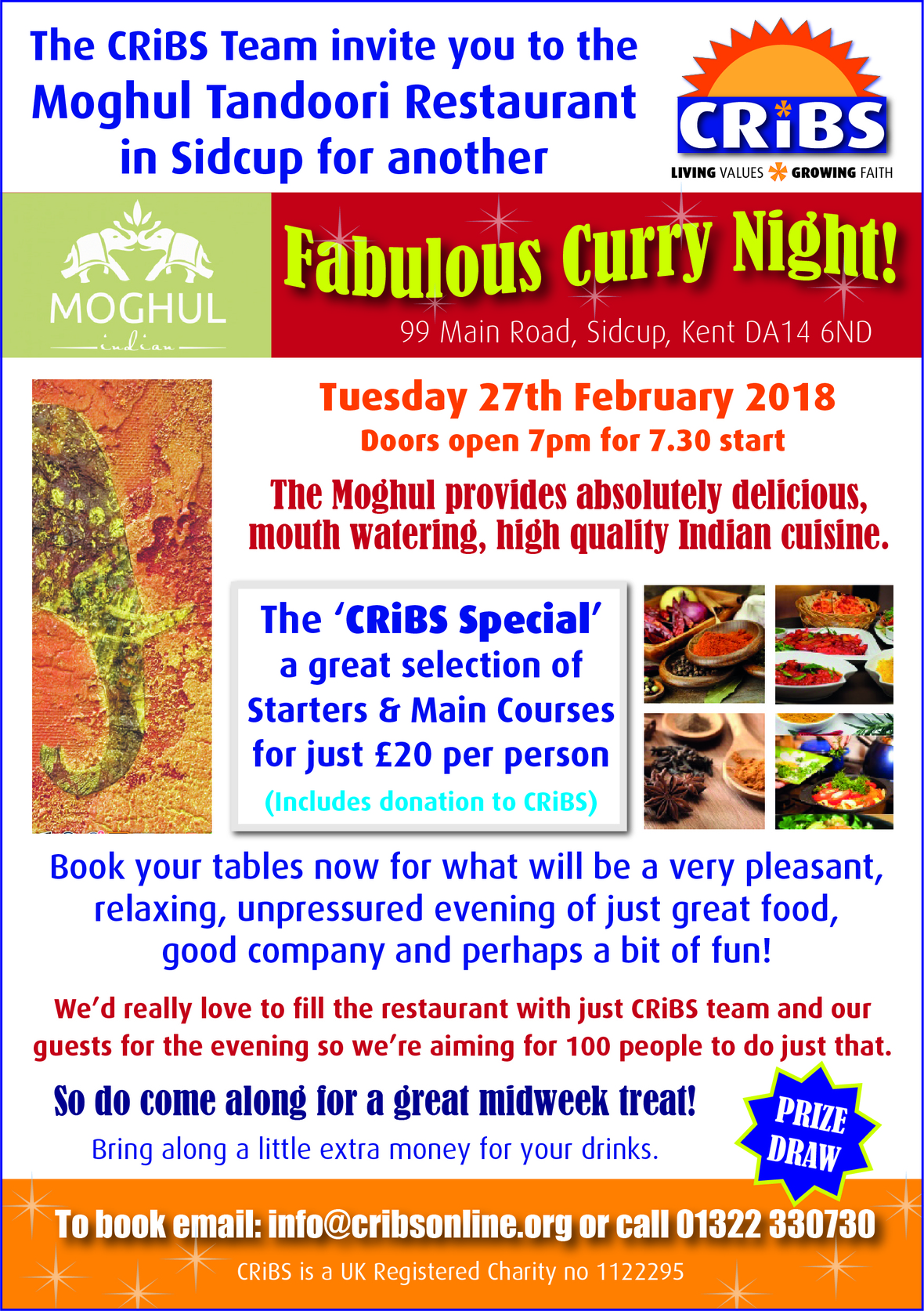 Moghul curry night 270218 cropped