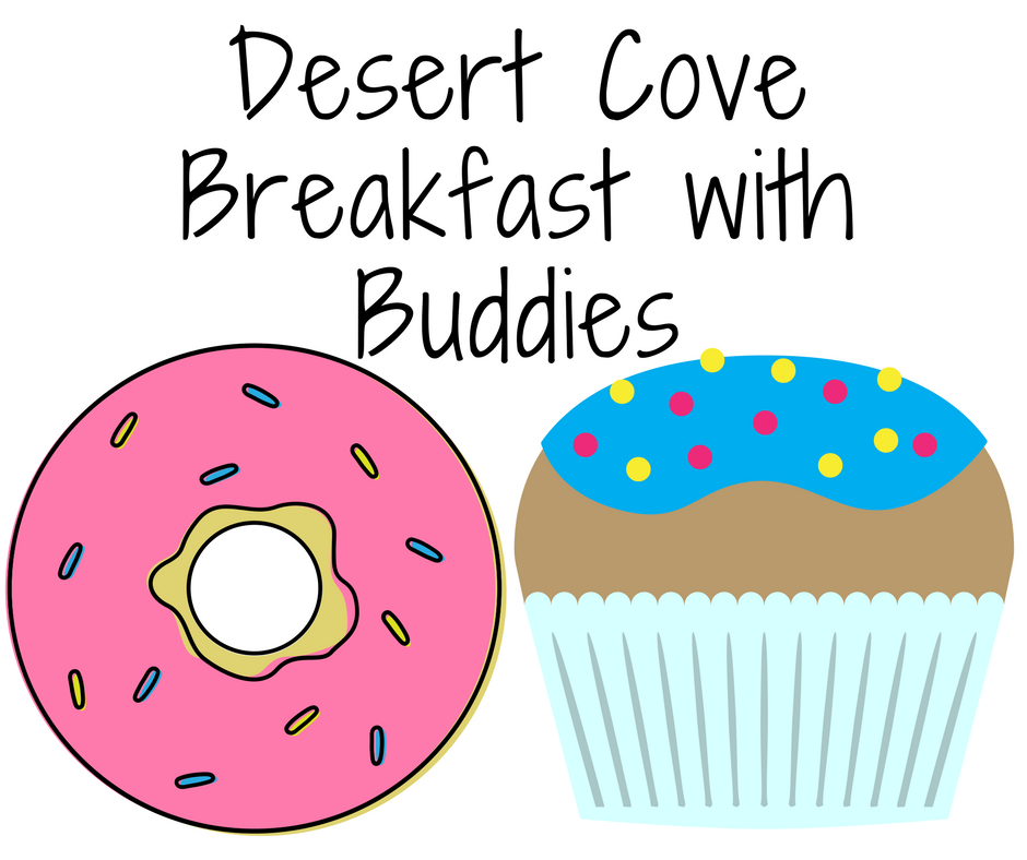 2018 Desert CoveBreakfast with Buddies