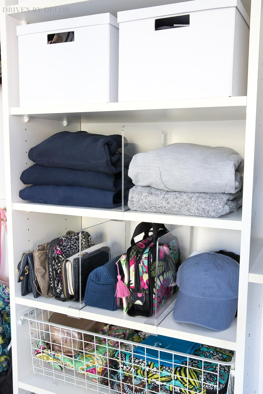 My Favorite Quick Tips For Organizing Your Home