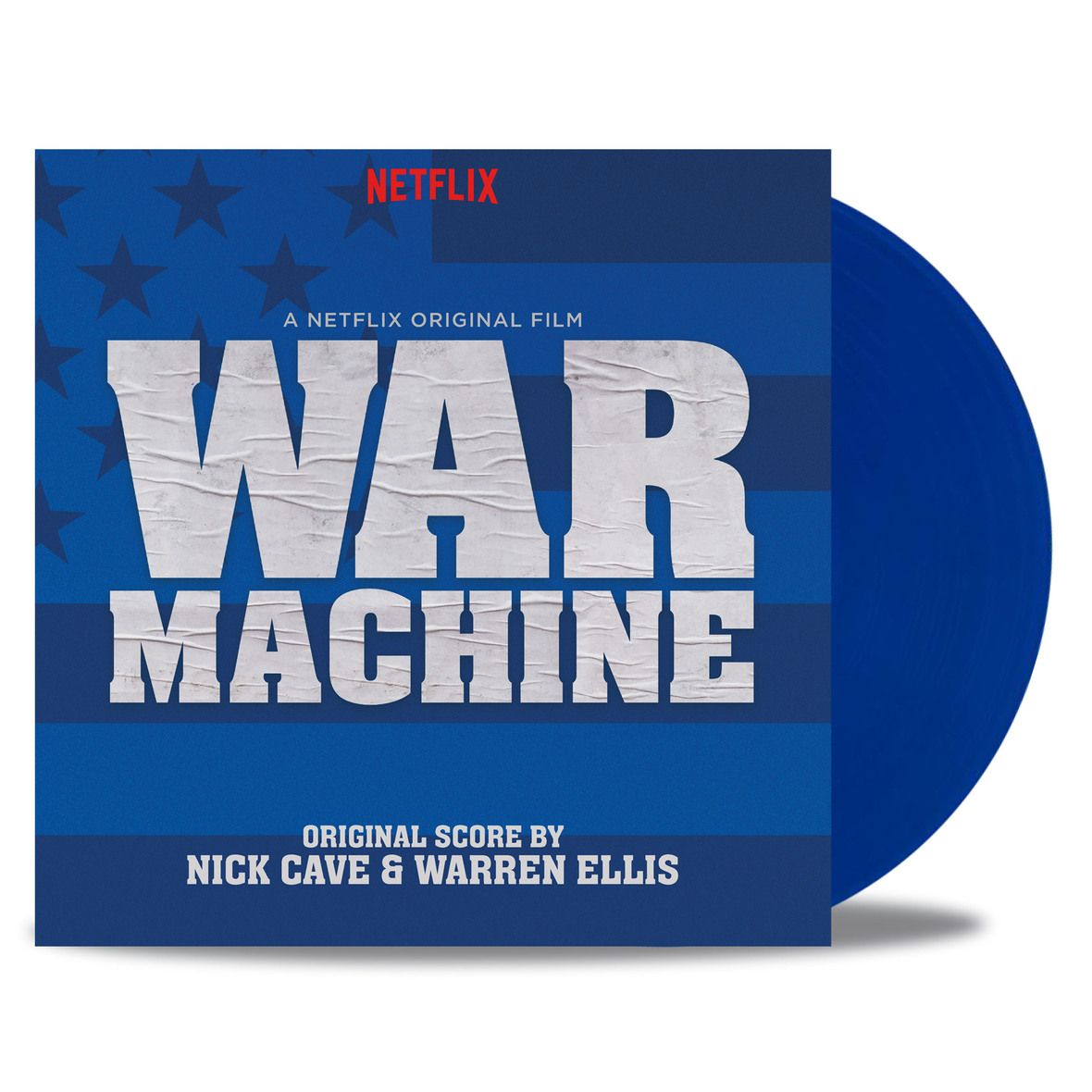War Machine Blue White