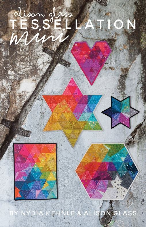 alison glass tessellation mini sewing pattern