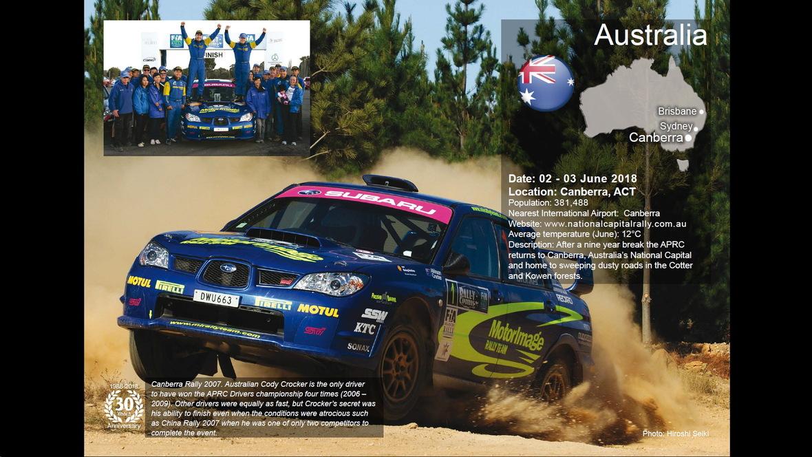 FIA Brochure - Australia