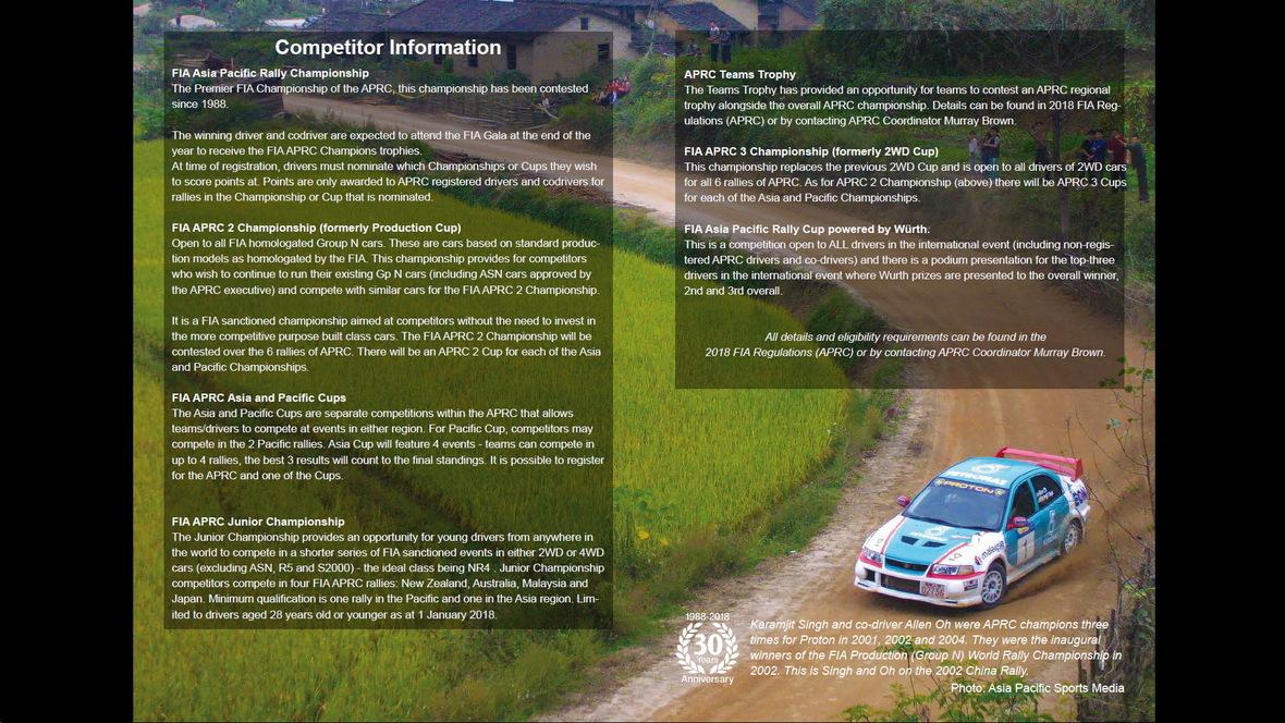 FIA Brochure - Logistics