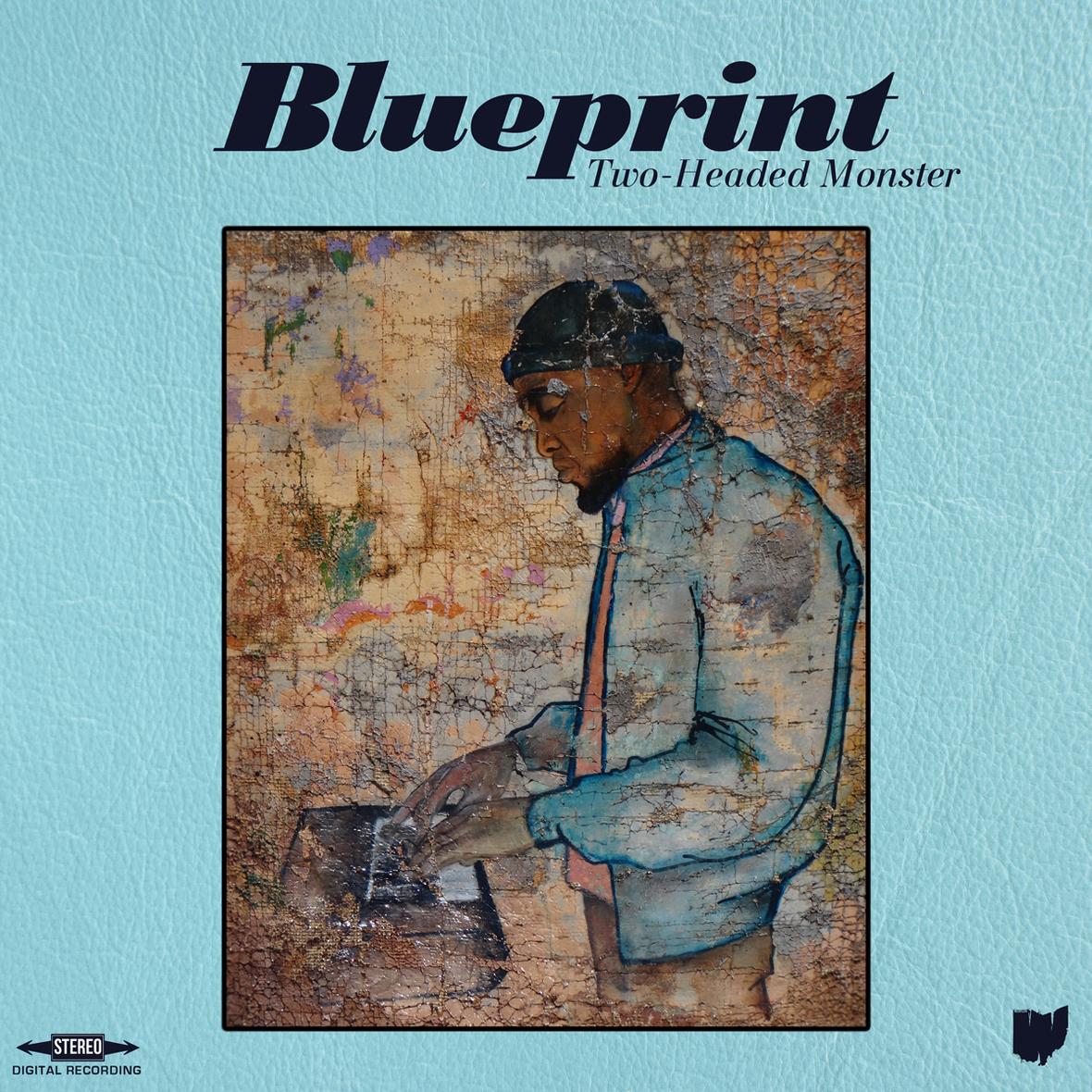 Blueprints two headed monster tour starts tonight blueprinttwoheadedmonster albumcover malvernweather Images