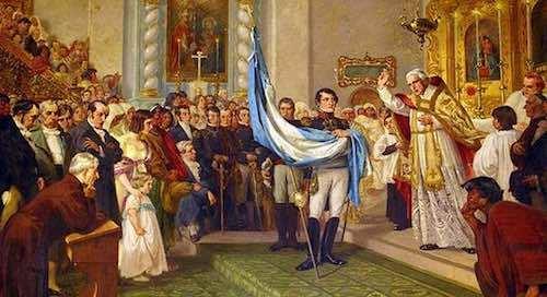 Bandera argentina 03 04
