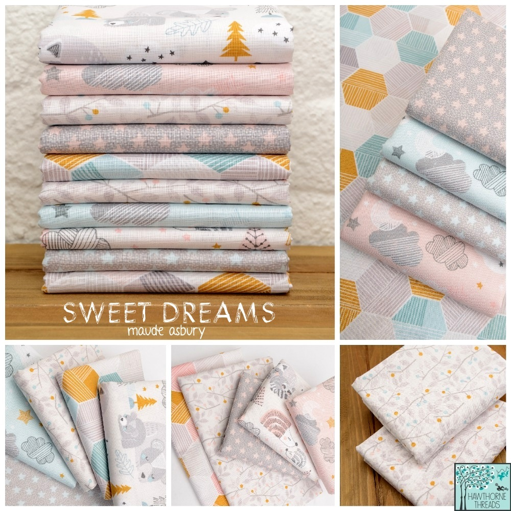 Sweet Dreams Fabric Poster