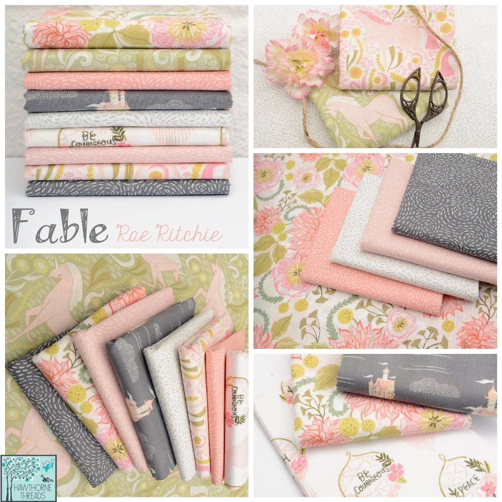 Fable Fabric Poster